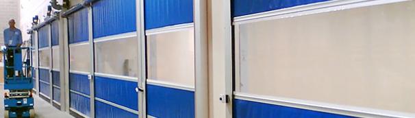 Hızlı PVC Kapılar